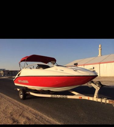 For Sale Jet Boat