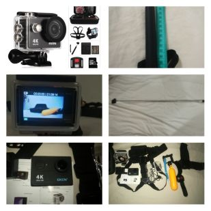For seal camera sports Eken H9R .