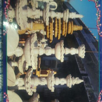 Marble decoration items