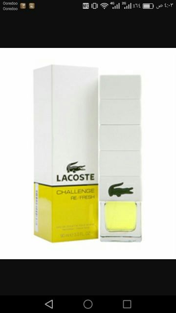 LACOSTE عطور