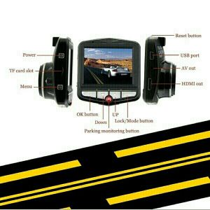 camera for car with delivery