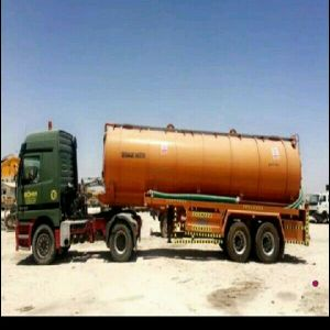 water tanker and Sewage taker