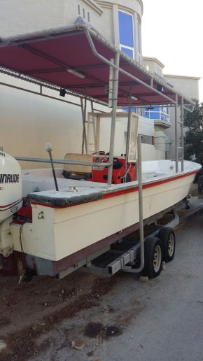 Barracuda Boat for sale