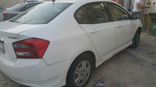 Honda City for rent