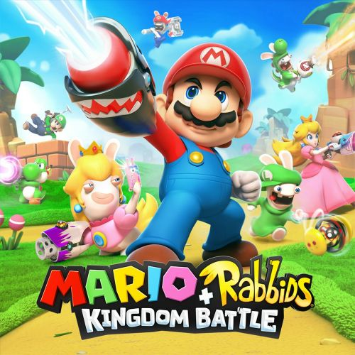 Super Mario Rabbids