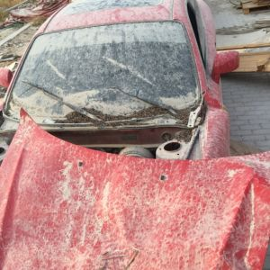 Hyundai coupe scrap for sale.