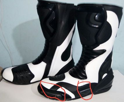 safety gear shoes