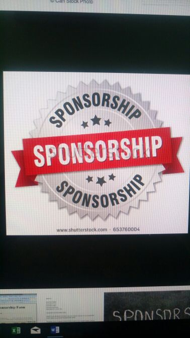 sponsorship available with office room