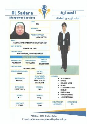 lady driver philipina licence