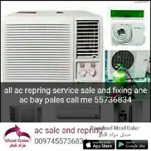 all ac sale reparing fixing service