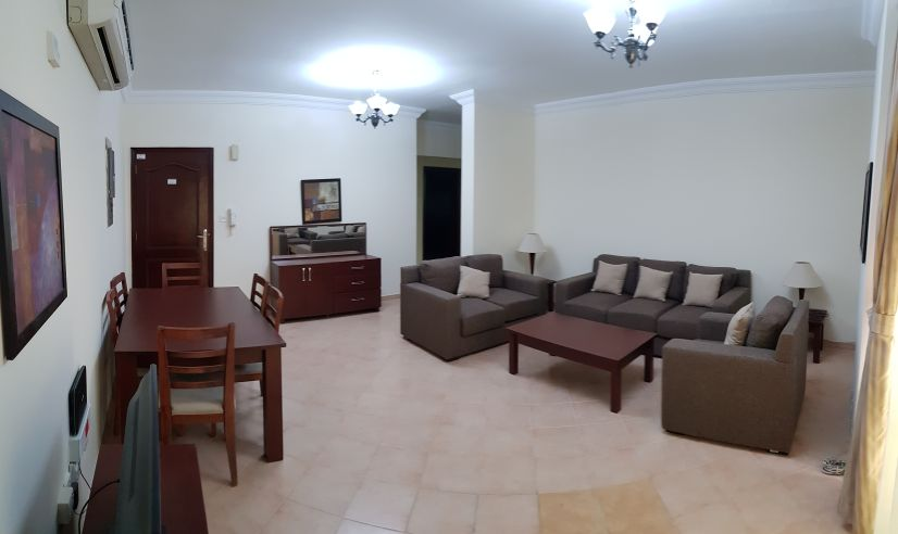 Fully Furnished 3 BHK apartment in C.Rin