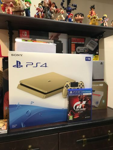 PS4 GOLD EDITION