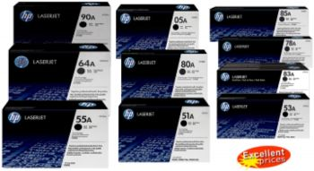 Hp Toner at very attractive price