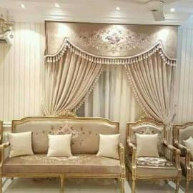 WALLPAPER FIXING & CURTAIN FITTING