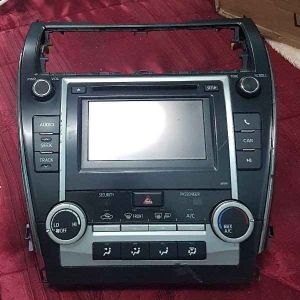 Camry 2013 LCD Touch Screen