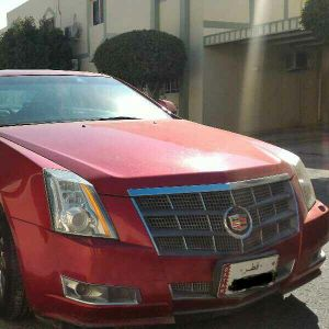 Cadillac cts fully loaded