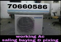 working Ac pixing service sailing and ba
