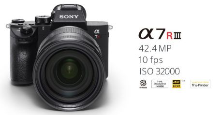 Wanted A7r III