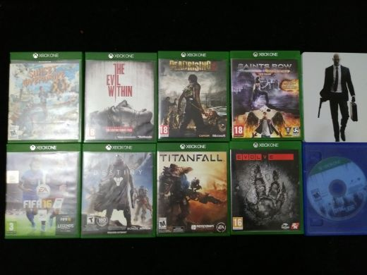 x box one games
