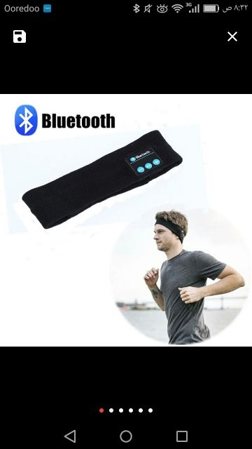 earphone for sports and sleeping