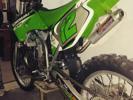 kawasaki bike for sale