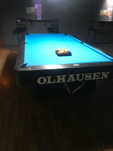 Pool table for s