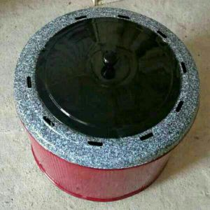 Mobile Gas Tandoor