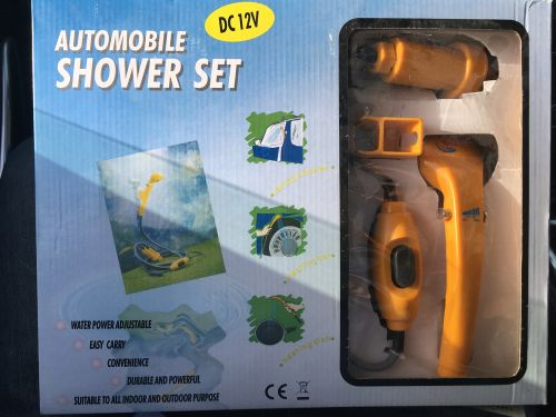 Portable Shower12V