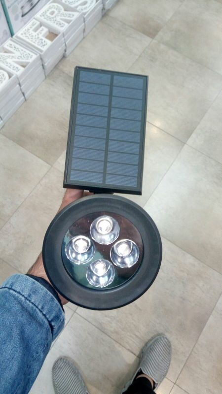 solar power light