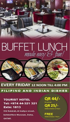 Friday Buffet