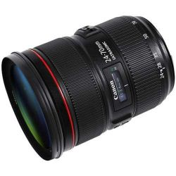 New! Canon EF 24-70mm f/2.8L IS II USM