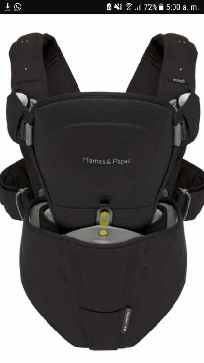 need baby carrier
