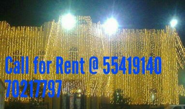 weddings  lighting & Electrical work