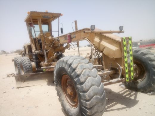 Grader Operator Required