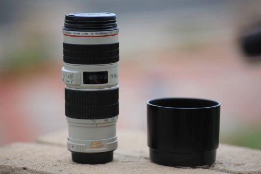 Canon 70-200 f4 IS Like New