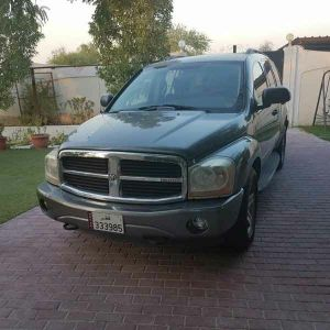 durango low mileage