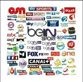 8000 IPTV channels for smart TV, android