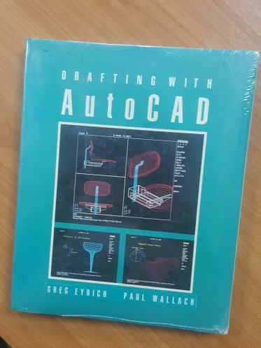 AutoCAD book for sale