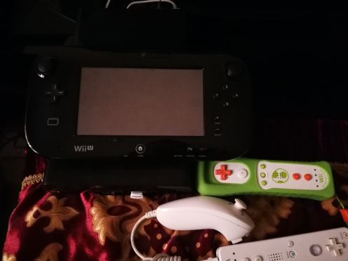 Hacking Wii U any version with games