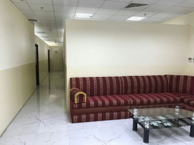 Business Office for rent at South khalif