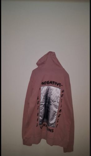 Pink hiphop jacket