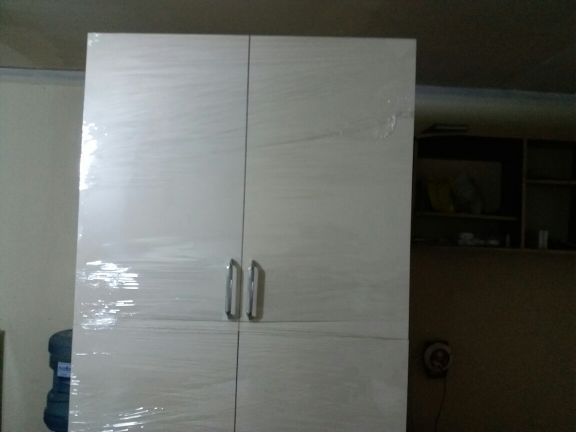Manufacture of wooden wardrobe and maint