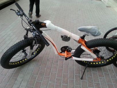 FAT BIKE NEW