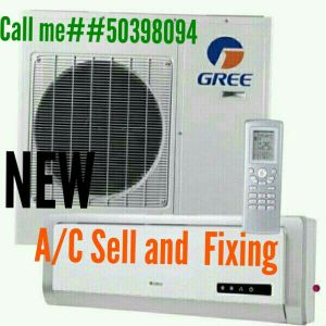 A/C sell and Fixing Service