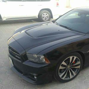 Charger SRT8 2013