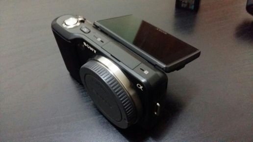 sony nex3 camera body for sale