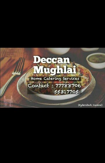 Deccan Mughlai-Home Catering Services