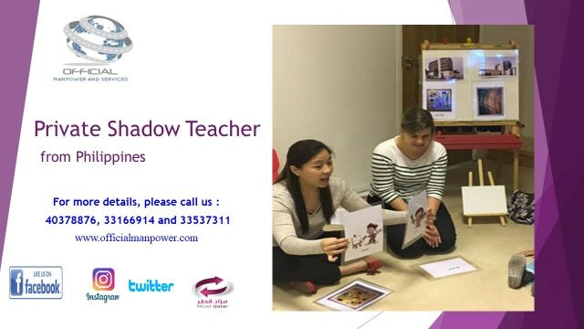 Shadow Home-Teacher from Philippines