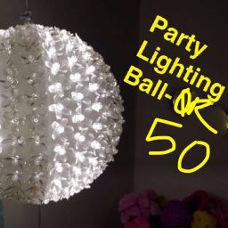 PARTY LIGHTING BALL