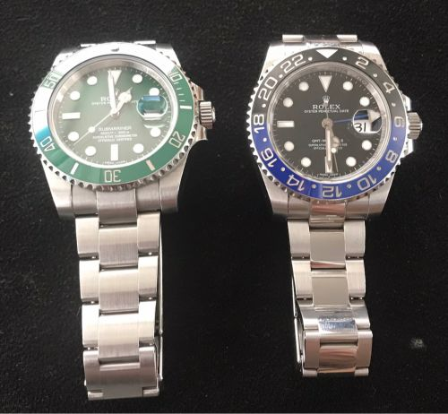 Org Used Rolex
